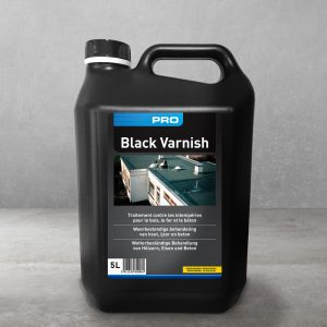 Black varnish of Lambert Chemicals