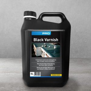 Black varnish of Lambert Chemicals