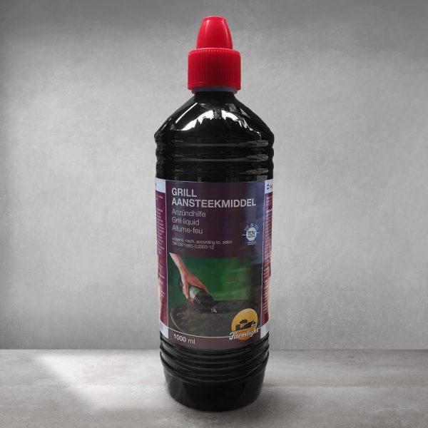 Allume barbecue liquide of Lambert Chemicals