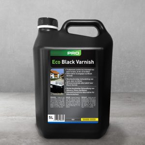Eco black varnish of Lambert Chemicals