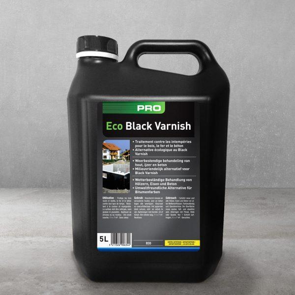 Eco black varnish of Lambert Chemicals