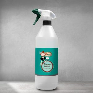 DETARTRANT SANITAIRE bottle of Lambert Chemicals