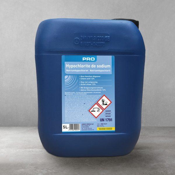 Hypochlorite de sodium of Lambert Chemicals