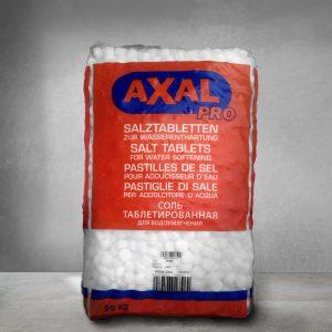 Sel adoucisseur - Pastilles Axal of Lambert Chemicals