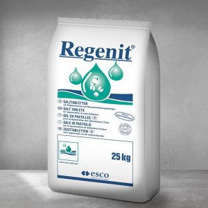 Sel adoucisseur Pastilles Regenit of Lambert Chemicals