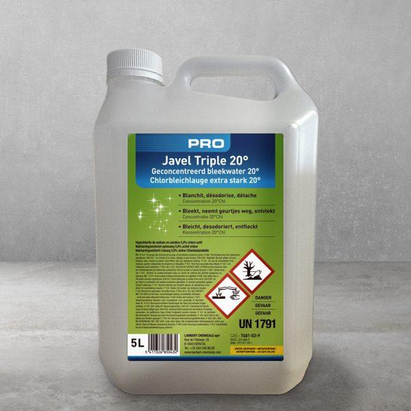 Javal triple 20° of Lambert Chemicals