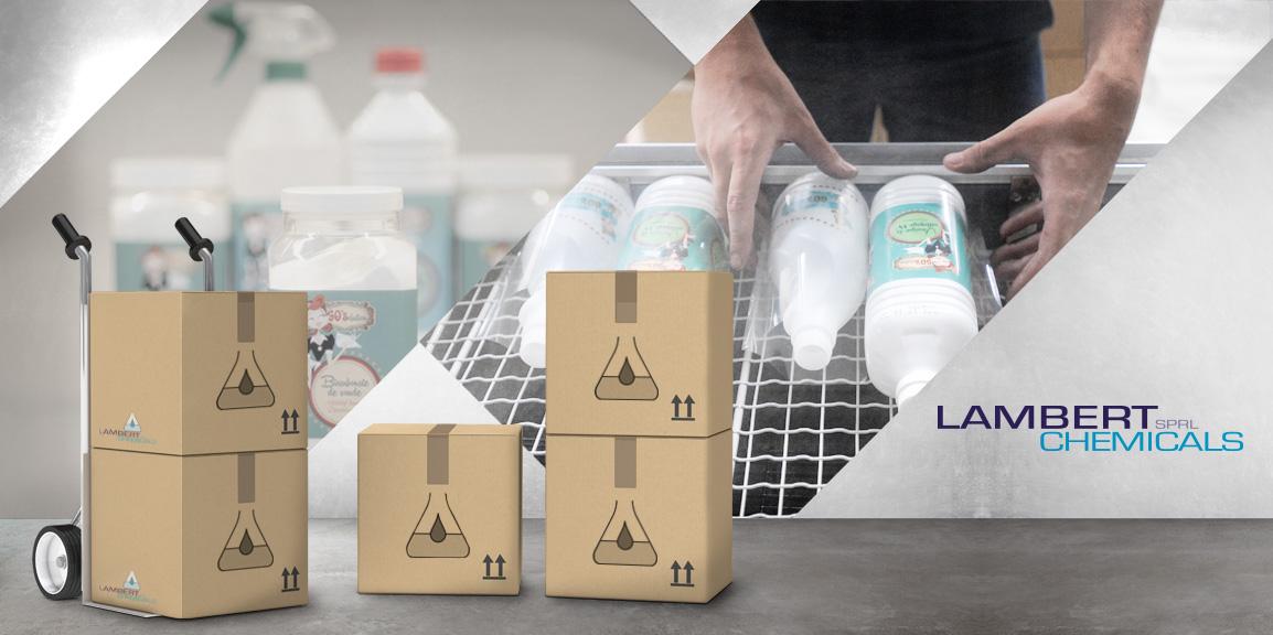Web Catalogue Lambert Chemicals