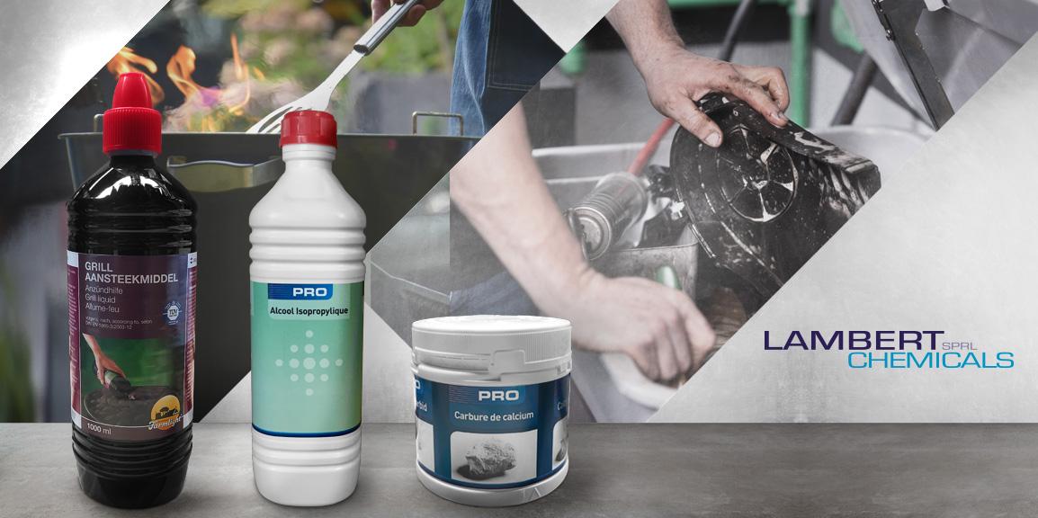 Divers Catalogue Lambert Chemicals
